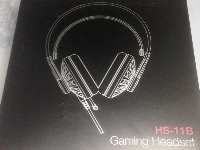 AudioMX Stereo Gaming Heardset