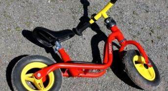 Laufräder für Kinder
