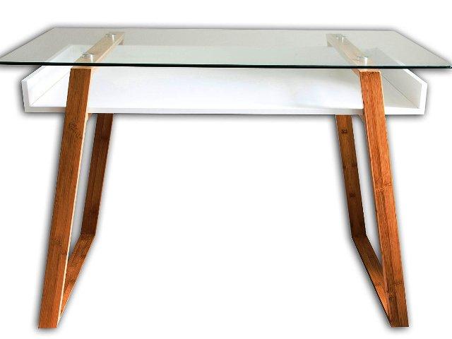 """Designer Schreibtisch """"MASSIMO"""" von bonVIVO®"""