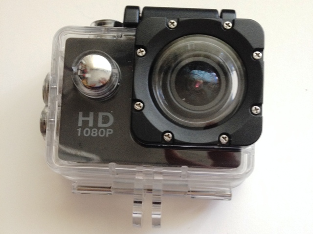 Wasserdichte Action Camera von VicTsing