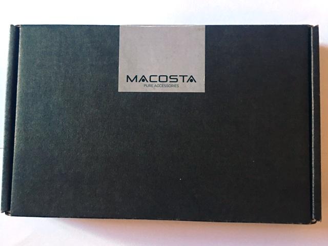 Ledertasche für iPhone 6 und 6s von MACOSTA