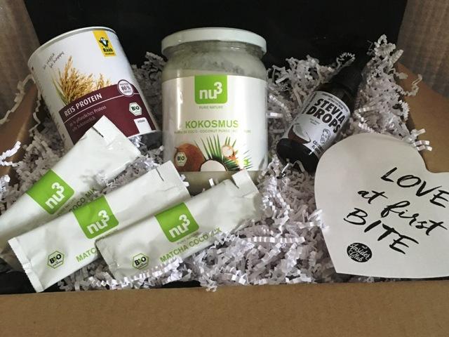 Happy & Healthy Box von nu3