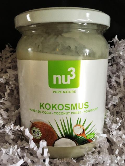nu3 Bio Kokosmus