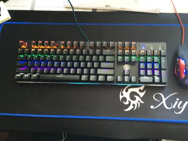 Mechanische Gaming Tastatur