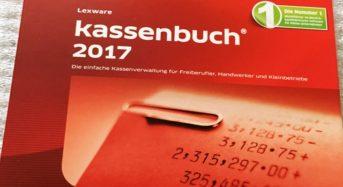 Lexware Kassenbuch 2017