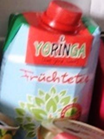 Yoringa Früchtetee
