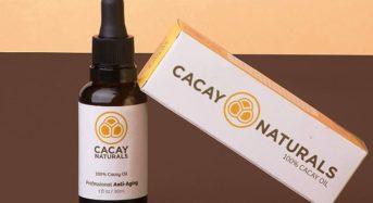 Cacay Oil – das neue Anti-Aging-Wunder