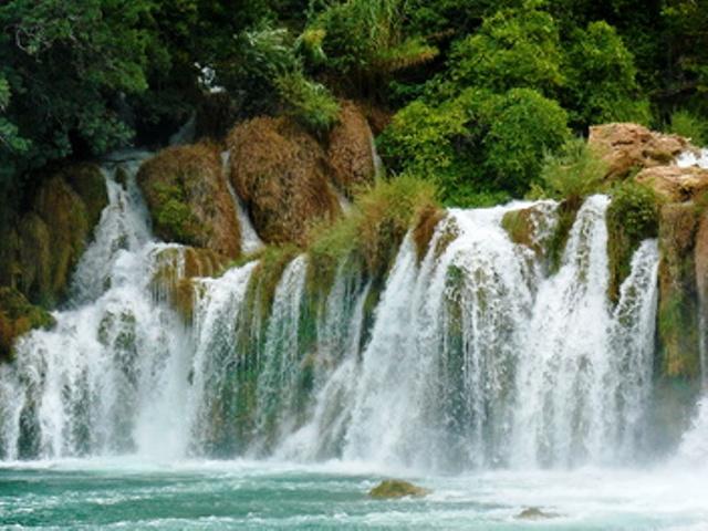 Nationalpark Krka & die Kornaten in Kroatien Quelle: rosel-eckstein_pixelio-de