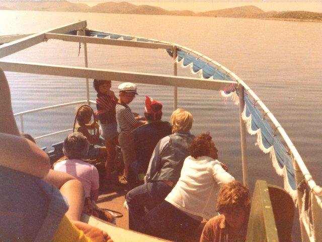 Tagesausflug durch die Kornaten mit einem Schiff
