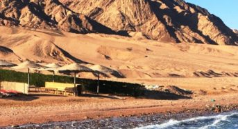 Ecotel Dahab Resort in Ägypten