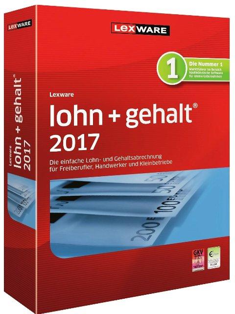 Lexware Lohn+Gehalt 2017