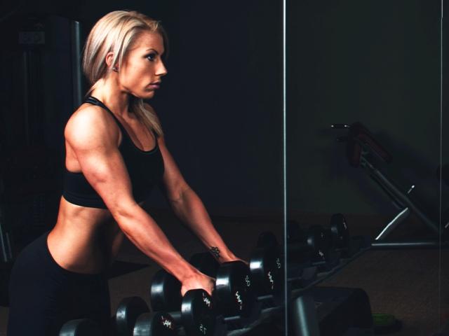 Wie lässt sich schnell Muskulatur aufbauen? Quelle: Scott Webb