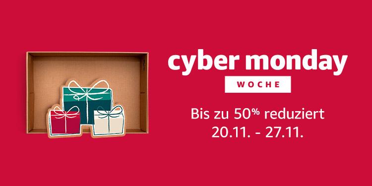 Anzeige, Cyber Monday Woche