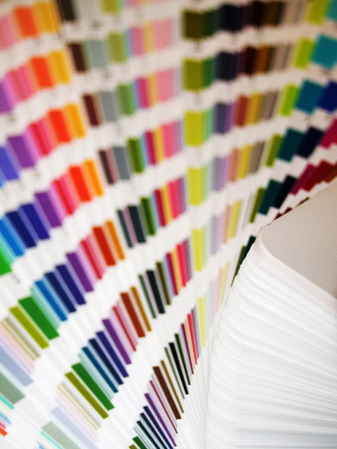 Pantone Matching System, Quelle: Kati_pixelio.de