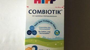 Anzeige – HiPP 2 COMBIOTIK®Folgemilch