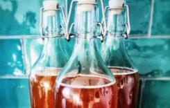Kombucha-Tee selber hergestellt – Teil 2