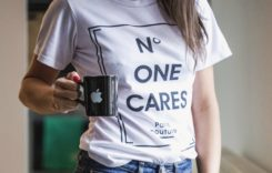 Nähanleitung für ein Damen T-Shirt