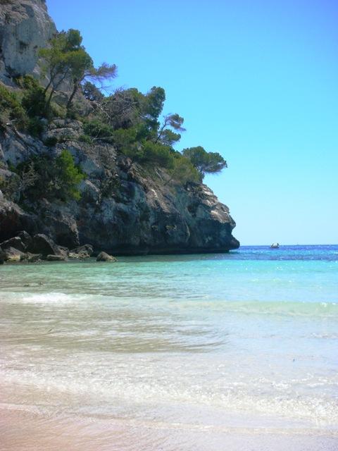Menorca, Cala Macarella, David Urbach_pixelio.de