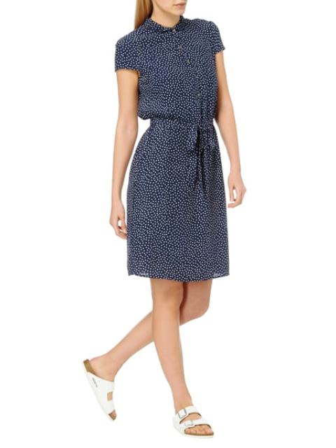 Kleider Trends, Blusenkleid, Quelle: Peek & Cloppenburg