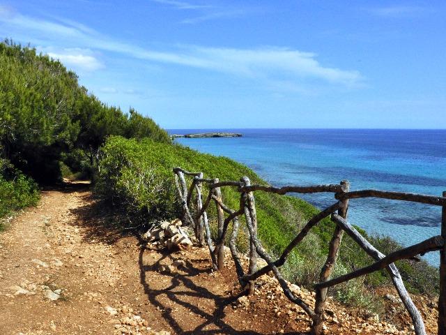 Menorca, Wanderpfad, Quelle: pixabay