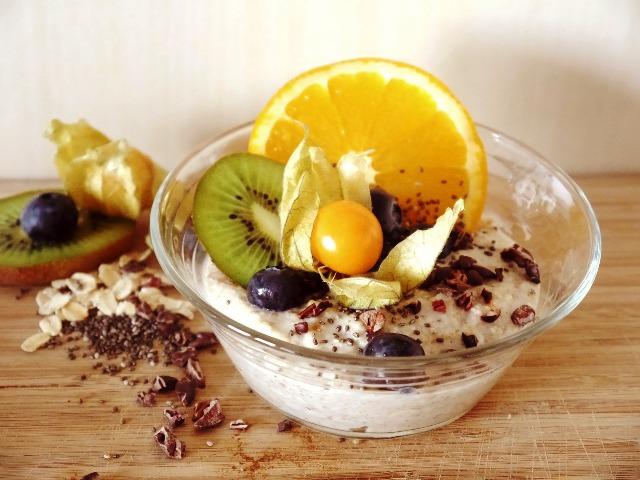 Rezepte, Porridge, Quelle: pixabay