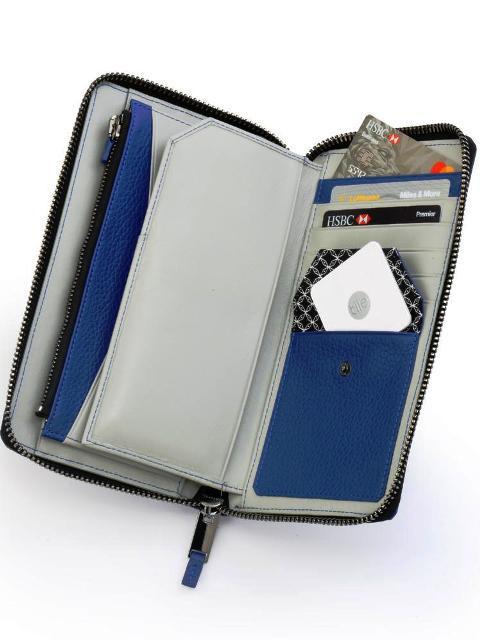 Leder Reise Portemonnaie, NEUES MODELL, Quelle: GILBANO