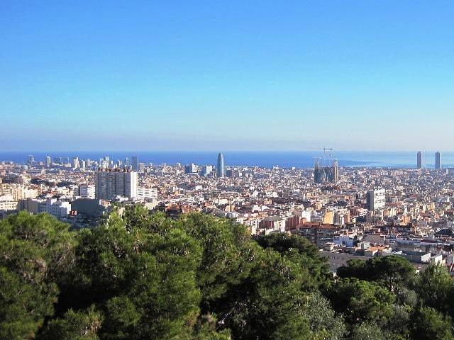 Urlaub im Oktober, Barcelona , Quelle: pixabay