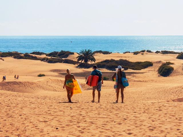 Urlaub im Oktober, Gran Canaria, Quelle: pixabay
