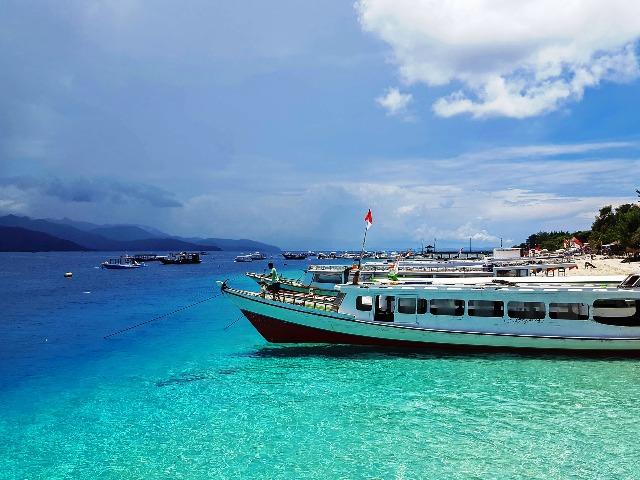 Urlaub im Oktober,Indonesien, Gili Insel, Quelle: pixabay