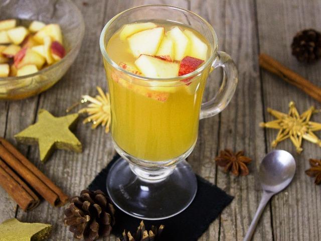 Apfelsaft, Apfelpunsch, Quelle: pixabay