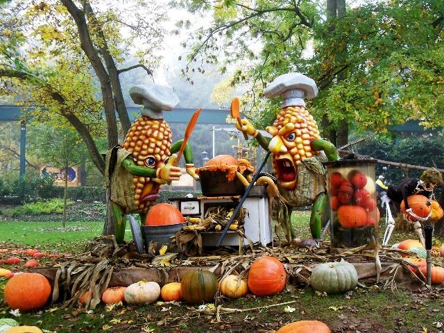 Halloween Rezepte für Kinder, Quelle pixabay