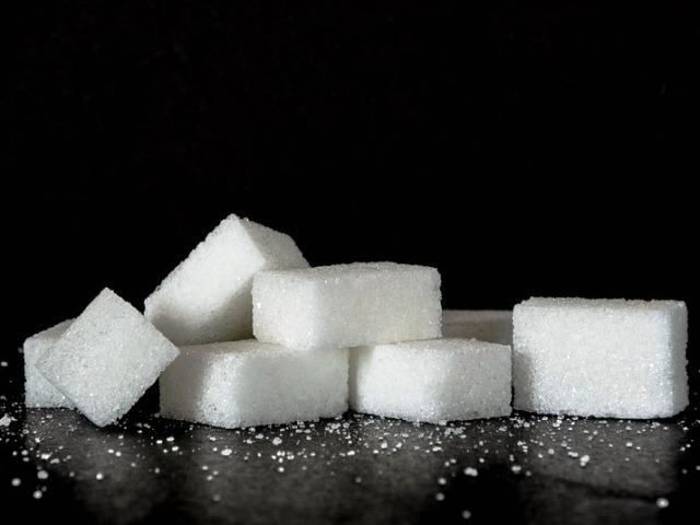Zucker, Quelle: pixabay