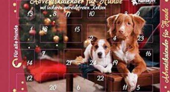 Adventskalender für Hunde – Anzeige