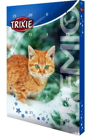 Adventskalender für Katzen, Quelle: Amazon Services Europe S.à r.l.