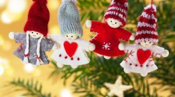 Weihnachtsbaumschmuck selber basteln