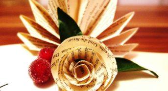 Eine Hochzeitszeitung als Geschenk
