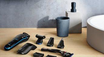 Braun Series 9 CC Premium – Anzeige