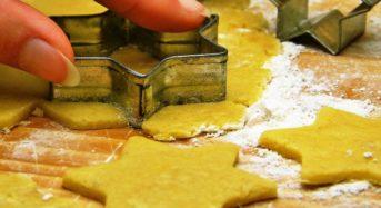 Leckere und gesunde Weihnachtsbäckerei
