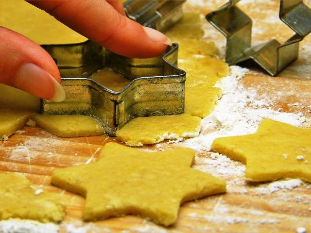 Leckere und gesunde Weihnachtsbäckerei, Quelle: pixabay