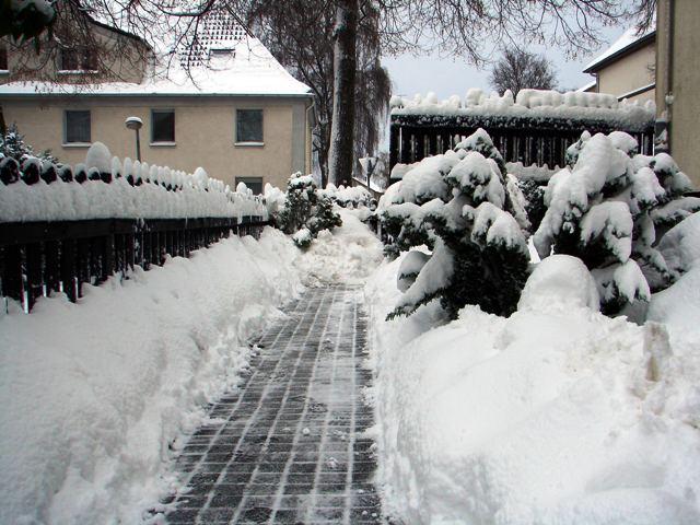 Freie Gehwege im Winter, Quelle: Thomas Max Müller_pixelio.de