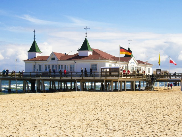 Usedom, Ahlbeck, Quelle: pixabay