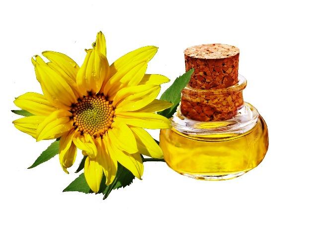Haar- und Hautpflege, Sonnenblumenöl, Quelle: pixabay