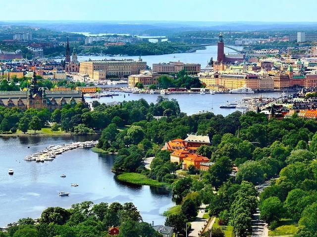 Alleine verreisen als Frau, Stockholm, Quelle: pixabay