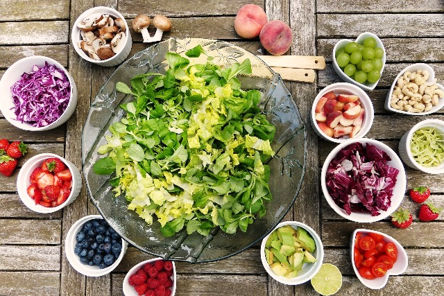 Bunte Ernährung, Quelle: pixabay