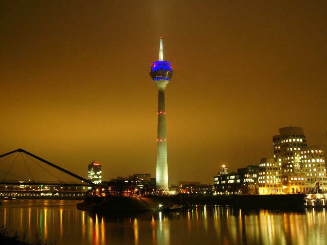 Düsseldorf, Medienhafen, Quelle: pixabay