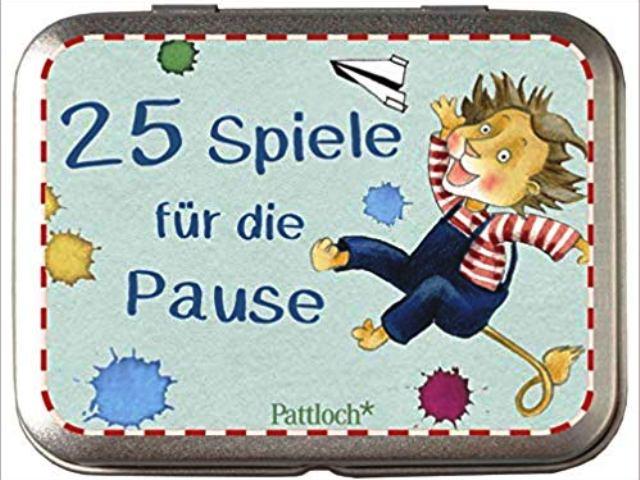 Kleinigkeiten für die Schultüte, 25 Spiele, Quelle: Amazon EU S.à.r.l