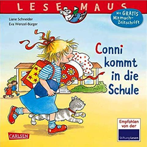 Kleinigkeiten für die Schultüte, Lesemaus,, Quelle: Amazon EU S.à.r.l