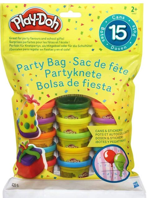Kleinigkeiten für die Schultüte, Knete von Play-Doh, Quelle: Amazon EU S.à.r.l