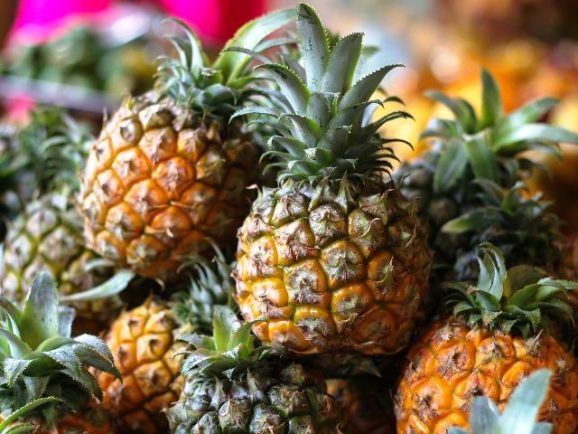 Bromelain, Baby-Ananas, Quelle: pixabay