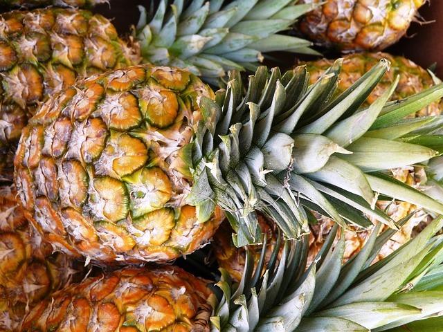 Bromelain, Ananas, Quelle: pixabay
